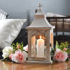 personalize candles decorative rustic glass candle lantern