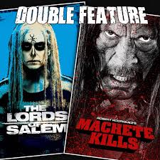 where every rob zombie movie sample is from double feature
