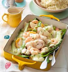 cuisine du poisson blanquette de poisson au curry les meilleures recettes de