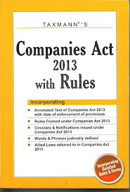buy companies act 2013 with rules paperback pocket edition book
