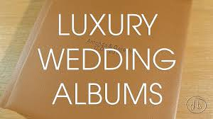 luxury photo albums luxury wedding albums by damian brown photography