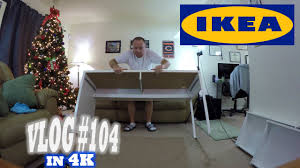 Gaming Desk Ikea by Building The Ikea Micke Desk Desksetup2015 4k Vlog 104