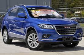 blue galaxy car 2017 haval h2 lux 2wd galaxy blue for sale in north gosford