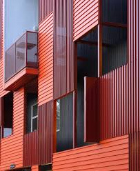 Interior Corrugated Metal Wall Panels Ideas Great Tin Siding Option For Metal Wall Panel Systems