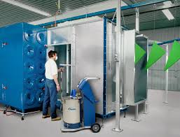 enclosed paint booth for parts filter manual vantage rcm