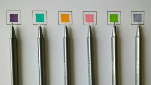 coloring review pastel pen test the coloring book club