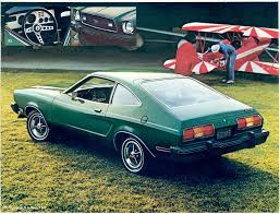 1977 ford mustang medium emerald glow green 1977 ford mustang ii hatchback
