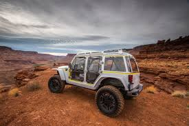 moab jeep safari 2017 does the jeep safari concept preview the next gen wrangler