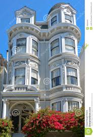 queen anne victorian elegant tower of victorian home in the queen anne style in san