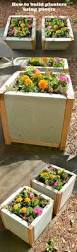 Concrete Planters Home Depot by Do It Herself Dih Paver Planter With Home Depot Planters