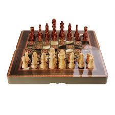 popular wooden chess backgammon checker buy cheap wooden chess