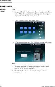 ismart300a blood gas analyzer users manual i smart 300 vet
