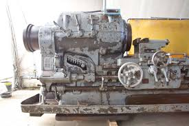 lodge u0026 shipley 37 x 22 engine lathe bfg preowned machine tools