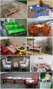 Outdoor Pallet Furniture Creative Diy Outdoor Pallet Furniture Ideas Pallet Wood Projects