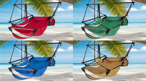 Ez Hang Hammock Chair Best Choice Products Hammock Hanging Chair Air Deluxe Sky Swing