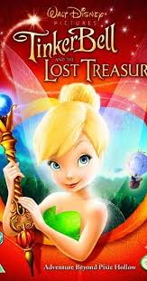 tinker bell lost treasure video 2009 imdb