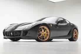 rose gold car ferrari 599 gtb with uber rose gold wheels al u0026 ed u0027s autosound