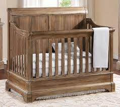 Bed Crib Bertini Pembrooke 5 In 1 Convertible Crib Rustic