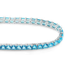 blue topaz bracelet images 5mm swiss blue topaz tennis bracelet in sterling silver jpg