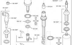 Marielle Faucet Price Pfister Faucet Parts Diagram Moen 7570c Parts List And