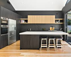 black kitchen cabinets nz how to choose the right finish for new kitchen cabinets