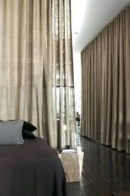 Hang Curtains From Ceiling Designs Supreme Ceiling Mount Curtain Rod Set Hanging Curtain Rods From