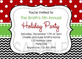 unique holiday party invitations print online invitations