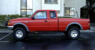 1993 ford ranger information and photos zombiedrive