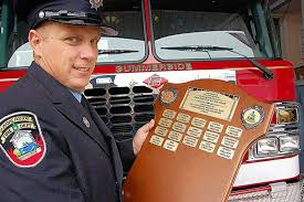 Kenny Backyard Baseball Kenny Blanchard Named Summerside U0027s Firefighter Of The Year Local