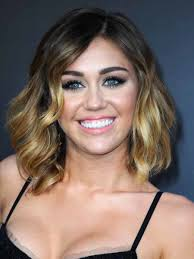 what is the name of miley cryus hair cut look miley cyrus chopped her hair short and dyed it platinum
