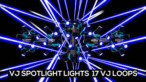 vj spotlight lights 17in1 by kj900888 videohive