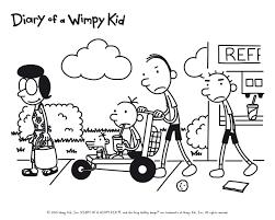greg u0027s neighbourhood wimpy kid club