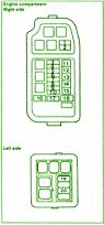 2000 mitsubishi mirage engine fuse box diagram