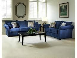 Living Room Blue Sofa by Serta Royal Blue Sofa 5100s