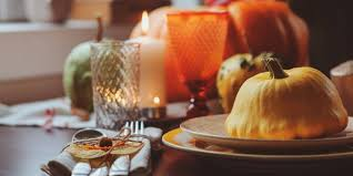 thanksgiving decoration ideas garnishing to beautify your home
