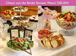 bridal shower luncheon wedding luncheon menu ideas beautiful fab feature a