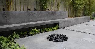 Concrete Decks And Patios Modern Concrete Patio Cheng Concrete Exchange
