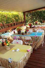 luau table centerpieces 76 best luau for kids images on hawaiian birthday