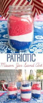 patriotic sand jar decorations atta says