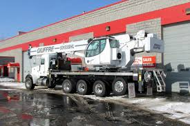 peterbilt trucks for sale 50 ton manitex 50155shl