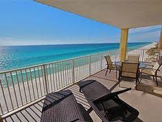 tidewater beach resort is located 1 4 mile west of pier park and