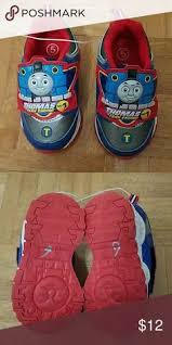 thomas the train light up shoes thomas the train shoes well loved but have life left in them shoes
