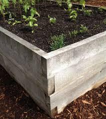 Cedar Raised Garden Bed Cedar Raised Beds Grow Compost Of Vermont