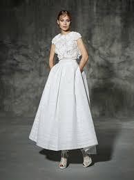 wedding dress in yolancris boho wedding dress calabria