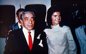 jacqueline kennedy the real story behind the wedding of jackie kennedy and aristotle