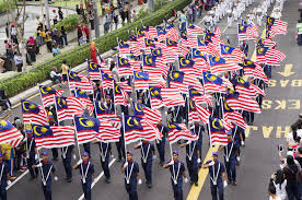how malaysia and other countries celebrate their national day