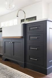 benjamin kitchen cabinet colors 2019 black is the new black our favorite black paint colors
