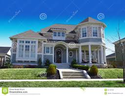 Cape Cod Style Home by Green Cape Cod Style House Stock Photo Image 23586600