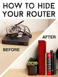 the 25 best hide router ideas on pinterest mail organization