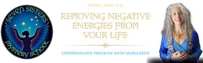 removing negative energies from your life seven sisters mystery